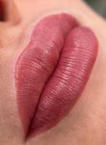 перманентный макияж губ фото Архангельск